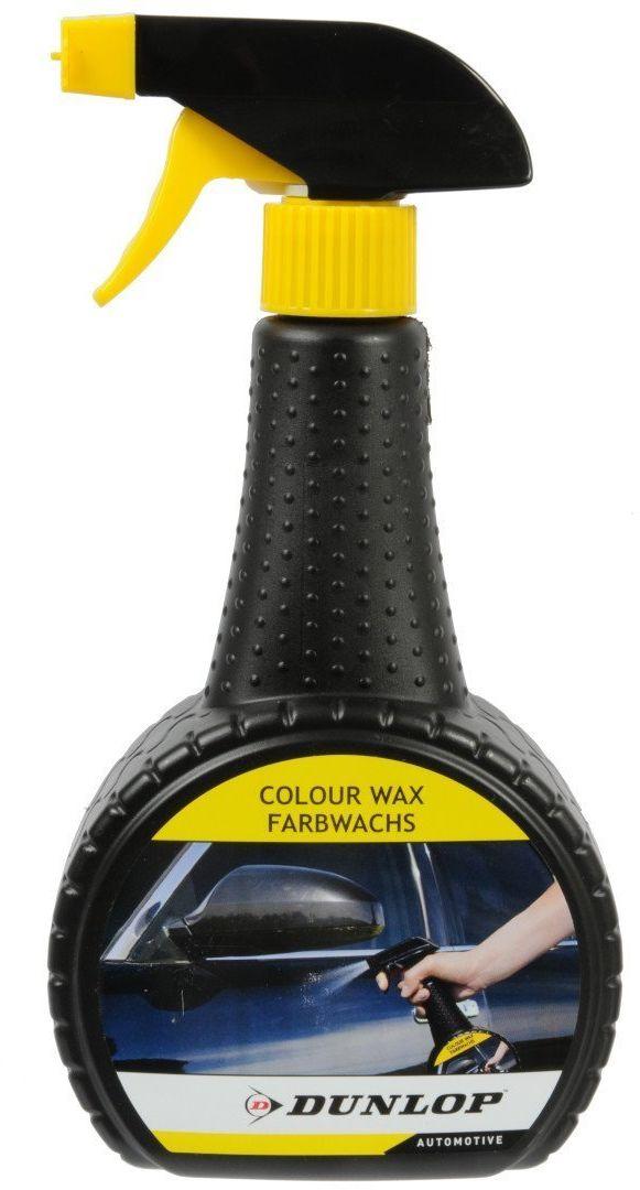 Wosk do polerowania karoserii spray 500ml Dunlop