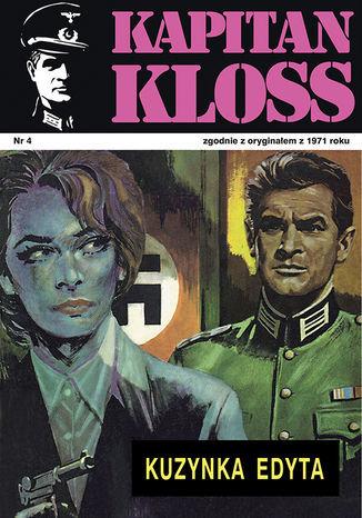 Kapitan Kloss. Kuzynka Edyta (t.4) - Ebook.