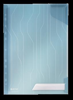Folder LEITZ COMBIFILE A4 niebieski transparentny A4 - X06699