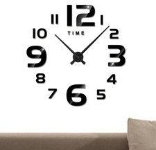 "Zegar ścienny ""zrób to sam"" cichy #22B3 /355mm"