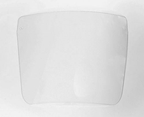 Antare sp. z.o.o Front wymienny do przyłbic ochronnych PRO - folia PET A 0,5 mm (sztywniejsza)