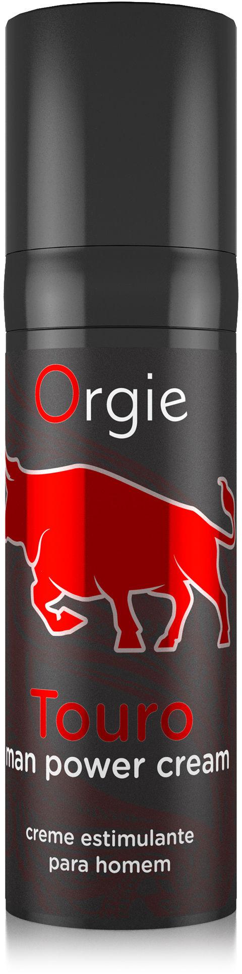 Orgie Touro Men Power Cream 15ml