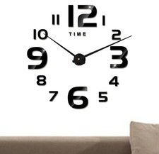 "Zegar ścienny ""zrób to sam"" cichy #22B5 /452mm"