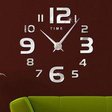 """Zegar ścienny """"zrób to sam"""" cichy #22S1 /406mm"""