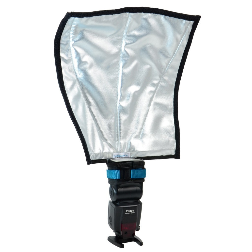 Reflektor Rogue Flash Bender 2 - XL Pro Super Soft Silver Reflector - WYSYŁKA W 24H