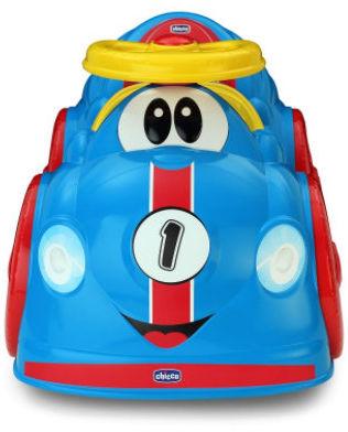 Chicco Jeździdło All Around Dla Chłopca 1-3 lata Chicco 2w1 Niebieskie Jeździdełko 1 Rok+