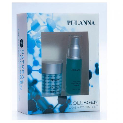 Zestaw kosmetyków z KOLAGENEM Pulanna II