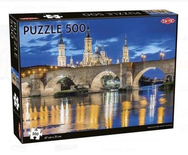 Puzzle 500 Basilica