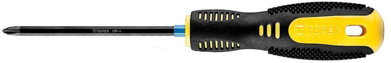Wkrętak krzyżowy PH1 x 100 mm hartowana magnetyczna końcówka 39D821