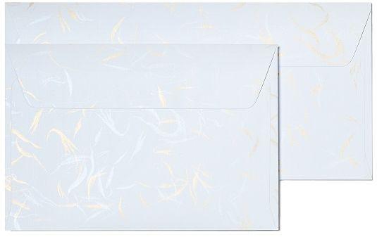 Koperty ozdobne Wiatr biały C6