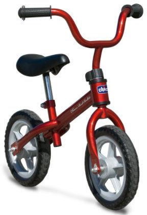 Chicco Rower Red Bulet 2-5 lat Chicco Rowerek Biegowy Czerwony 2 lata +