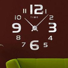 """Zegar ścienny """"zrób to sam"""" cichy #22S3 /355mm"""