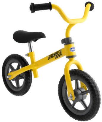 Chicco Rower Ducati 2-5 lat Chicco Rowerek Biegowy Żółty 2 lata +