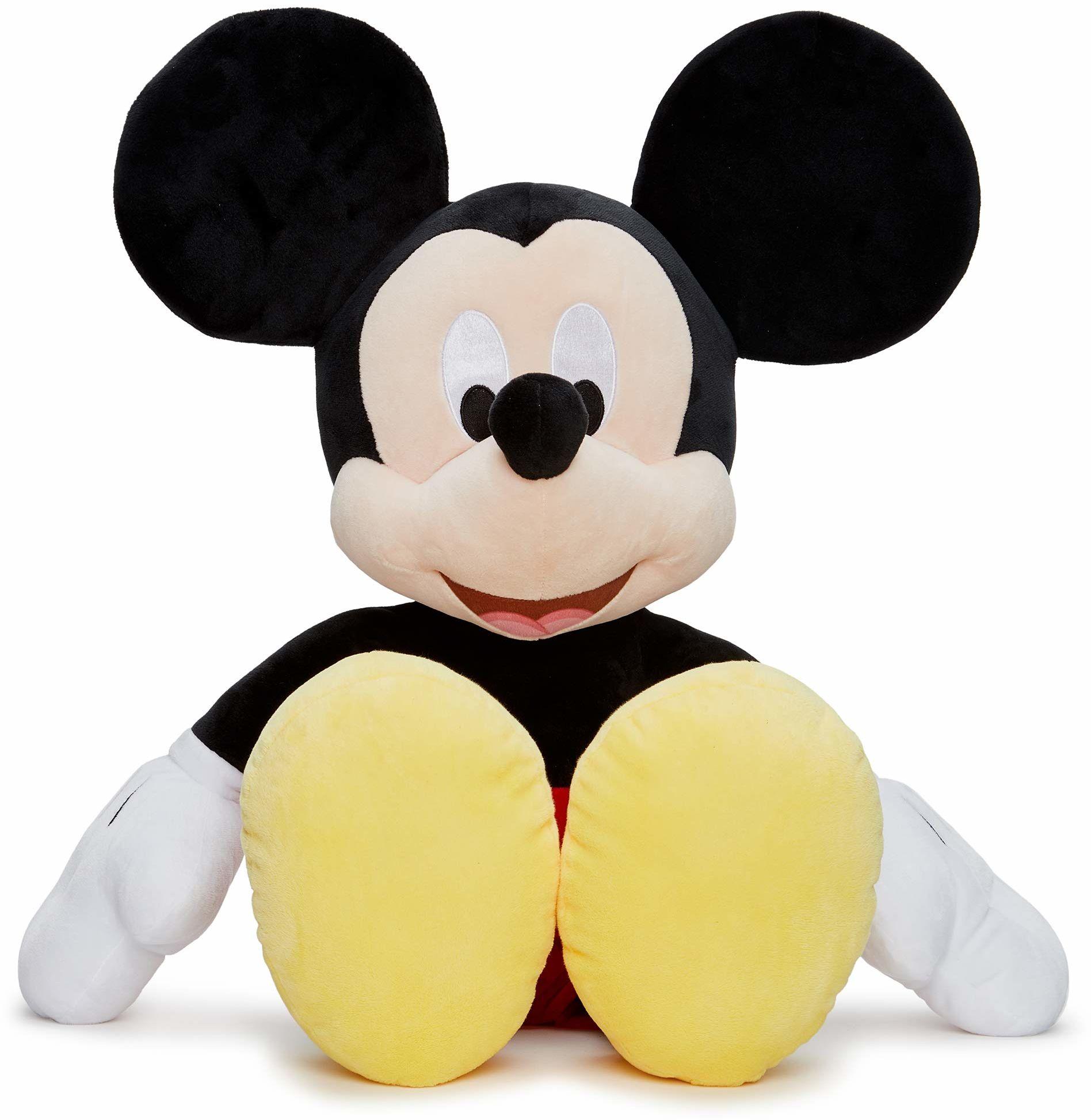 """Simba 6315874868"""" Disney Mickey pluszowa figurka 61 cm"""