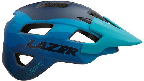 LAZER kask rowerowy mtb CHIRU MIPS CE-CPSC Matte Blue Steel BLC2207888345 Rozmiar: 52-56,BLC2207888345
