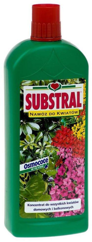 Nawóz do roślin balkonowych i pokojowych 1 l SUBSTRAL