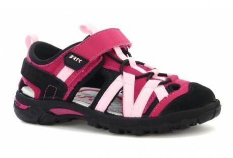 Bartek 36504 52H sandały zabudowane dziewczęce