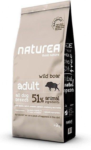 Naturea adult wild boar 2kg