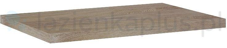 Elita blat naszafkowy pełny dąb classic 60x40 do serii Kwadro 166871