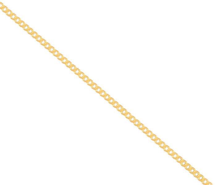 8,2g ZŁOTY ŁAŃCUSZEK 585 PANCERKA 50 cm PREZENT