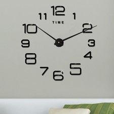 "Zegar ścienny ""zrób to sam"" cichy #23B5 /452mm"
