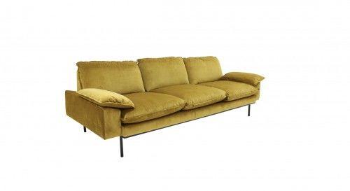 Sofa Retro 3-os.