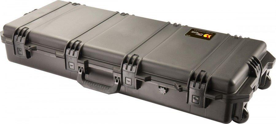 Skrzynia Peli IM3100 bez gąbki - wodoodporna, pancerna skrzynia transportowa