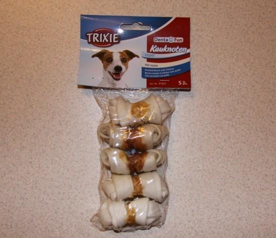 Przysmaków dla psów KAUKNOTEN przysmak (trixie)