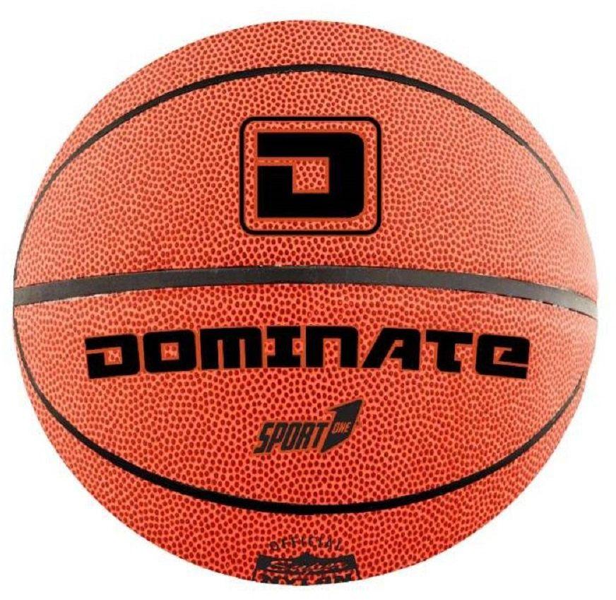 Forma Srl (Sport-One) (Orm) - Piłka do koszykówki Dominate D280 703100031, wielokolorowa, 123