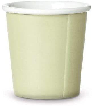 Viva Scandinavia Viva kubek do espresso - zielony, ceramiczny, 6,3 x 6,3 x 6,2 cm