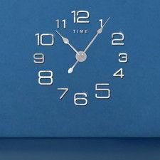 """Zegar ścienny """"zrób to sam"""" cichy #23S2 /380mm"""