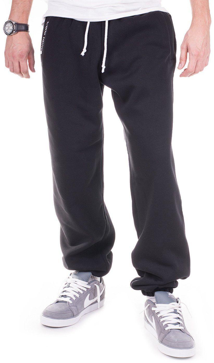 Sportowe spodnie dresowe ''Teodoro'' od Carlo Lamon