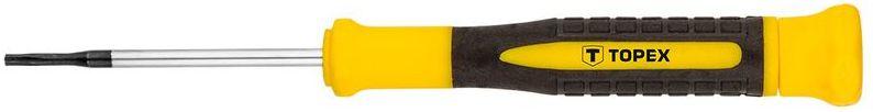 Wkrętak Torx precyzyjny T5 x 50 mm obrotowa nasadka hartowana magnetyczna końcówka 39D775