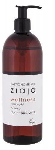 Ziaja Baltic Home Spa Wellness Coconut Almond olejek do ciała 490 ml dla kobiet