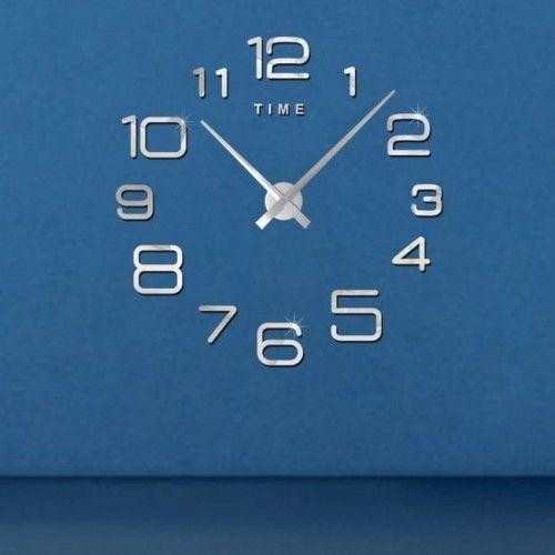"""Zegar ścienny """"zrób to sam"""" cichy #23S3 /355mm"""
