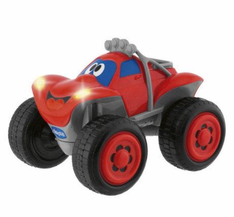 Chicco Samochód Billy Czerwony 2-6 lat Chicco Zdalnie Sterowany Samochód Billy Czerwony 2 lata+