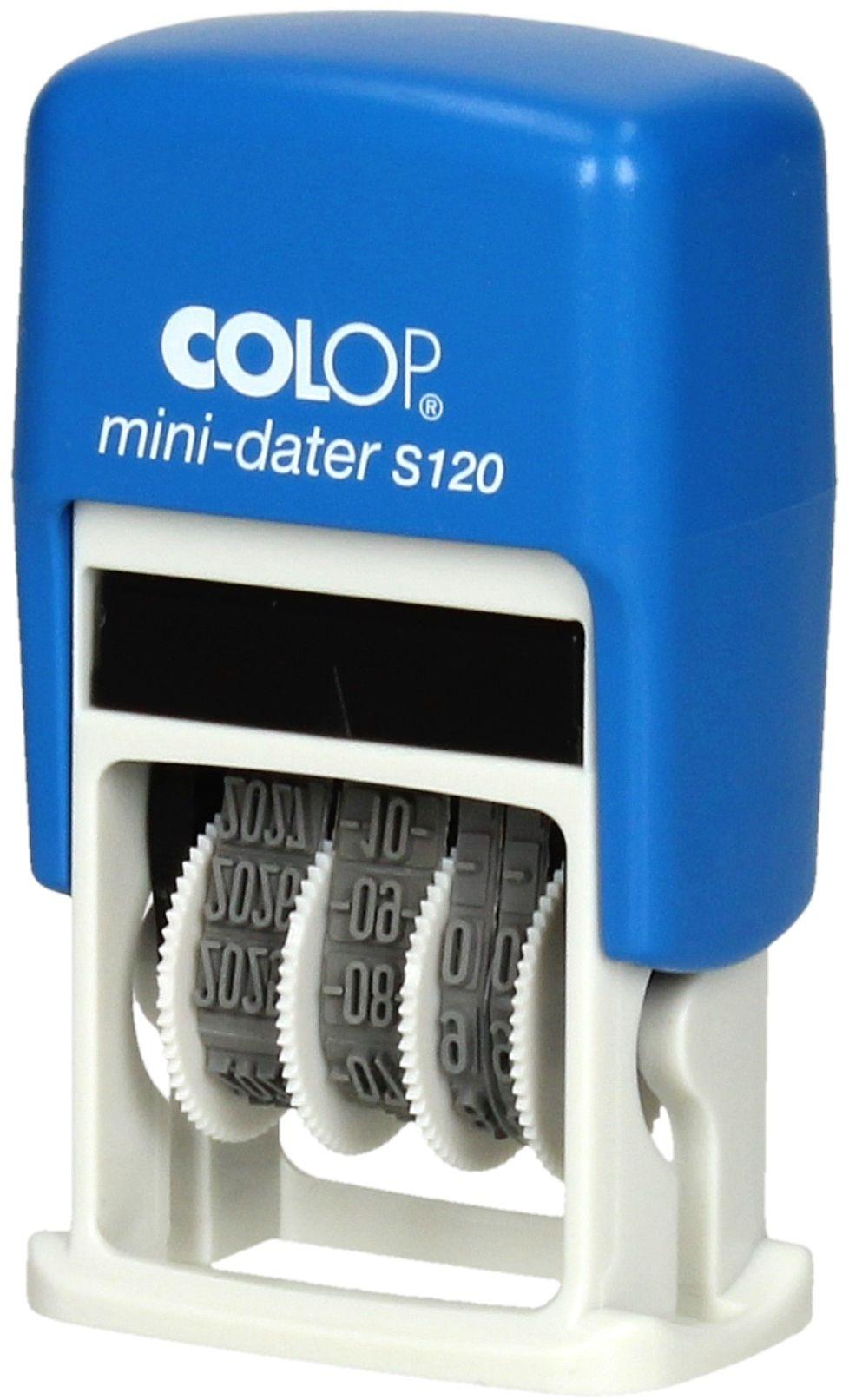 Datownik samotuszujący 4.0mm 8z ISO Colop S120