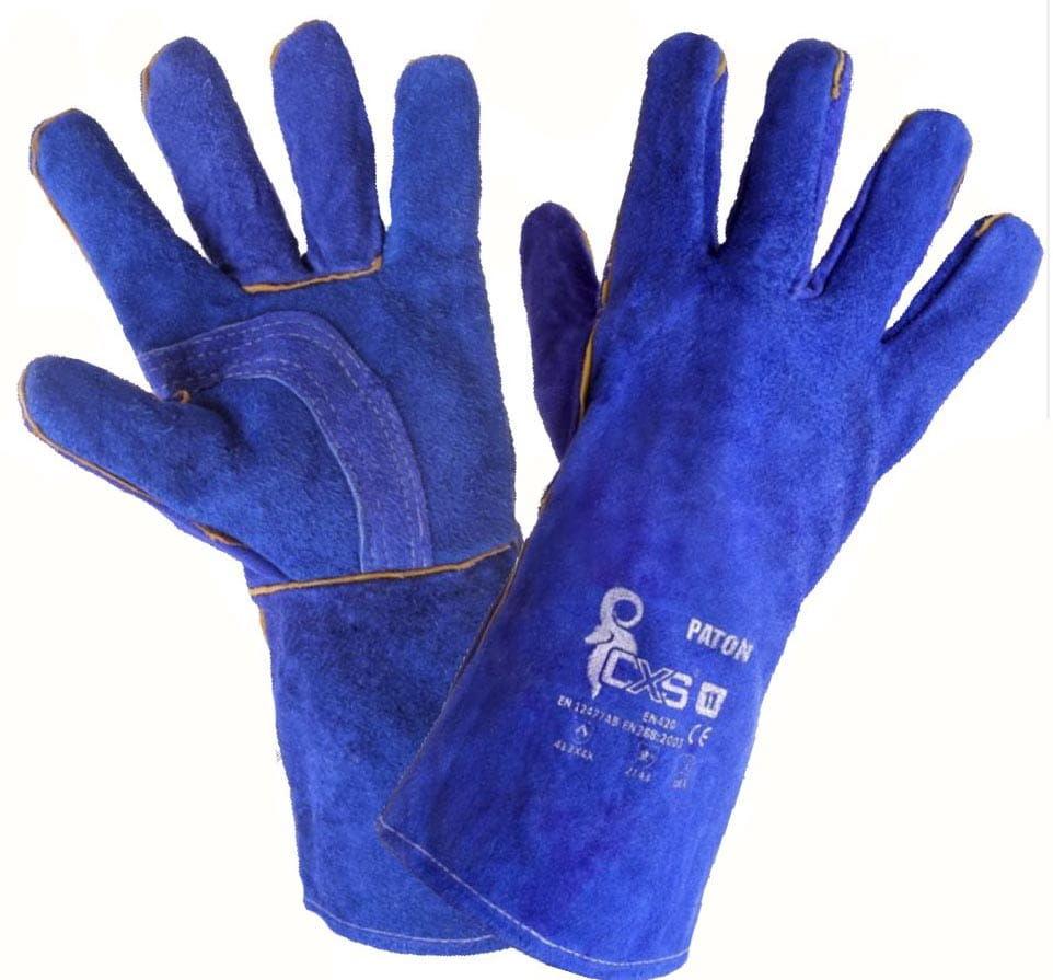 Rękawice robocze spawalnicze PATON CXS