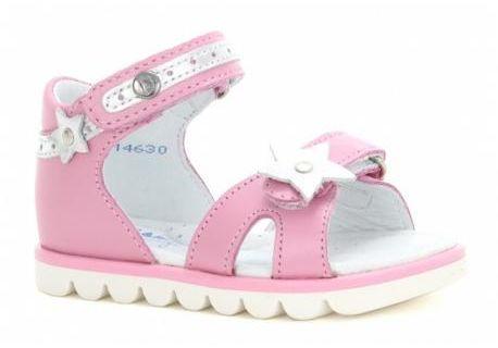 Bartek 31946 sandały dziewczęce różowe