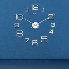 """Zegar ścienny """"zrób to sam"""" cichy #23S5 /452mm"""