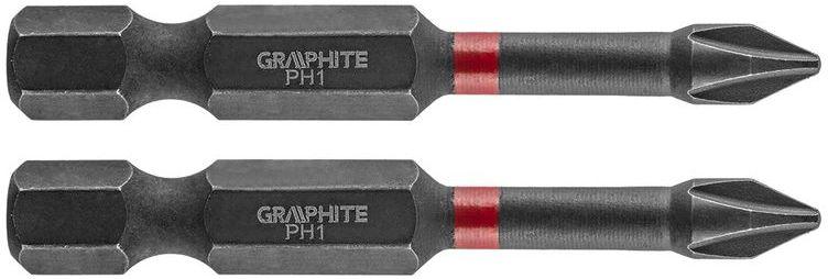 Bity udarowe PH1x50mm 2szt. 56H518