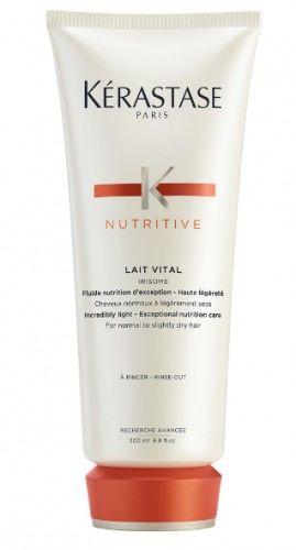 Kerastase Nutritive Lait Vital mleczko odżywcze do włosów normalnych, lekko suchych 200 ml