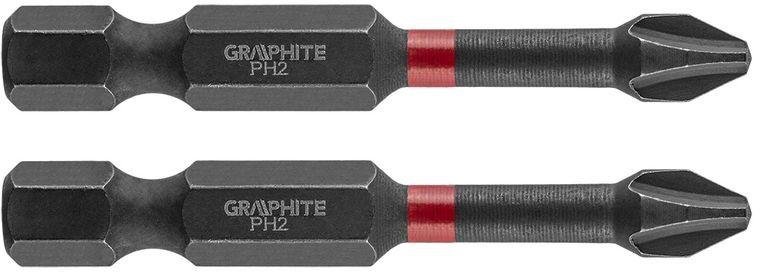 Bity udarowe PH2x50mm 2szt. 56H519