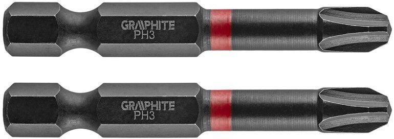 Bity udarowe PH3x50mm 2szt. 56H520