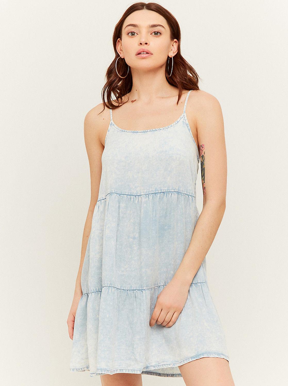 Tally Weijl dżinsowa sukienka - L