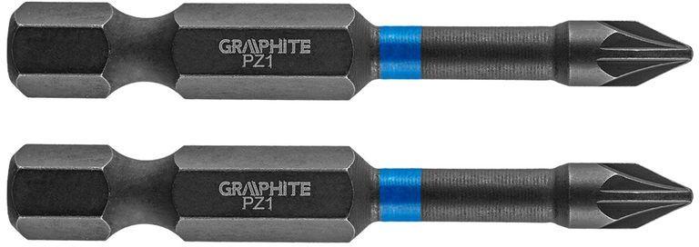 Bity udarowe PZ1x50mm 2szt. 56H521