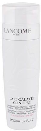 Lancôme Galatée Confort łagodzące mleczko do demakijażu z olejkiem migdałowym 200 ml