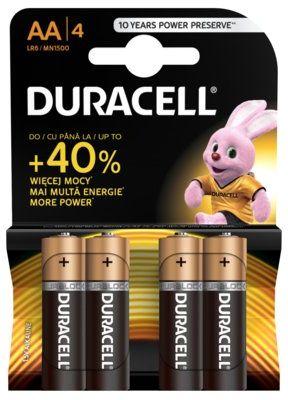 Bateria DURACELL BASIC LR6 K4. > DARMOWA DOSTAWA ODBIÓR W 29 MIN DOGODNE RATY