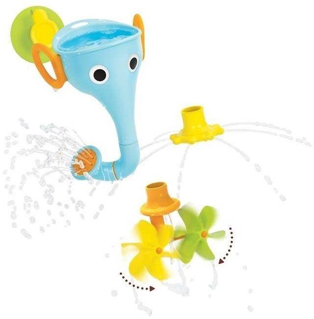 Yookidoo Zabawka do Wanny Słoń FunEleFun BLUE 40205