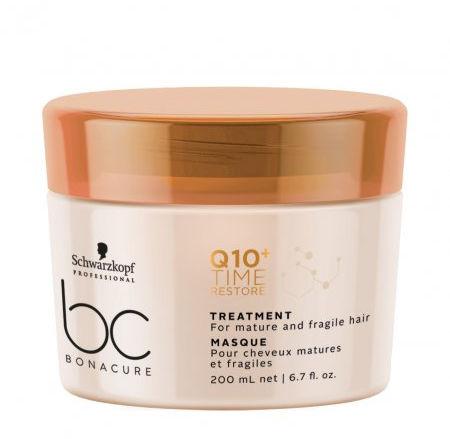 Schwarzkopf BC Time Restore Q10 maska wzmacniająca włosy 200ml